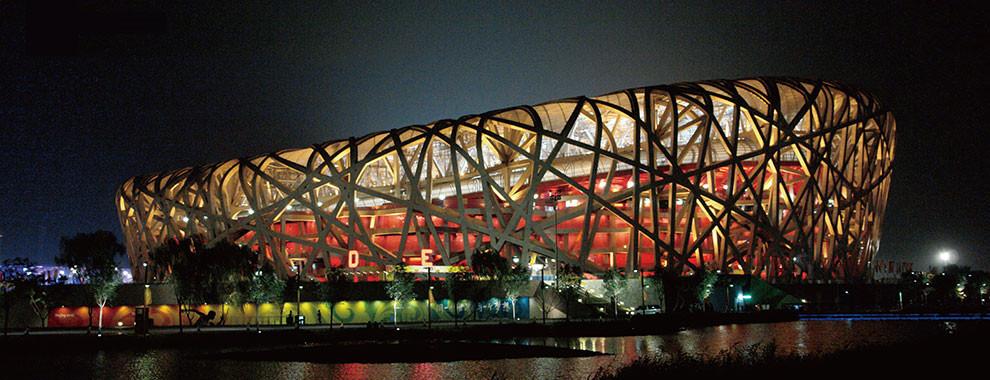 2008奥运北京鸟巢